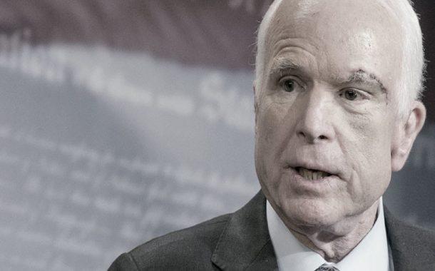 Muere a los 81 años el senador estadounidense John McCain.