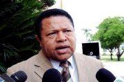 Falleció el director de Pasaportes Monchy Rodríguez.