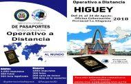 Gran Operativo de Emisión y Renovación de Pasaportes en la ciudad de Higuey.