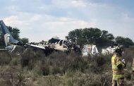 Cómo lograron salvarse los pasajeros del avión accidentado en México?