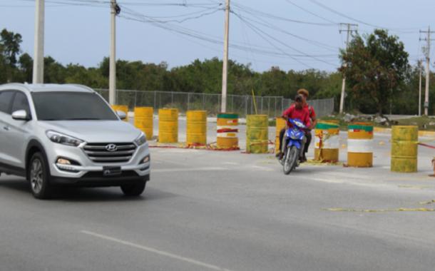 1,235 accidentes de tránsito en Verón-Punta Cana registrados en 8 meses.