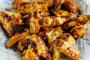Receta de hoy - Como preparar Alitas de pollo en adobo.
