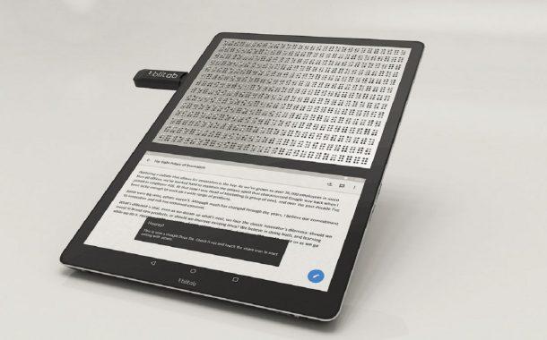 Nuevo invento permitirá a Personas ciegas navegar por la Internet.