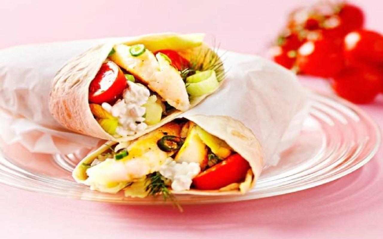Receta de hoy - Como preparar Burritos de bacalao.