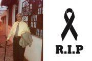 Lamentamos informar, el fallecimiento de Don León Juan Pablo Castillo (a) Tolito.