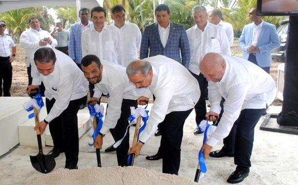 Con la presencia del Presidente Medina, Best Hotels y Bestinpro Group inician obras de nuevo hotel en Punta Cana.