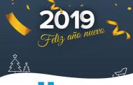 Feliz año 2019! Te desea la familia de Higuey.Info.