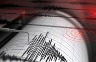 Temblor de 5.8 se registra en el país, a 135 kilómetros de Punta Cana.