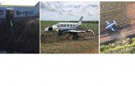Yuma: Una avioneta que salió de Venezuela aterrizó de manera irregular la noche del viernes en La Altagracia.