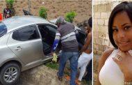 PN persigue hombre mató a otro que iba en carro junto a pareja del agresor.