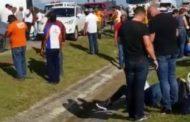 Aun permanecen ingresados en un centro de salud 10 de los rusos accidentados.