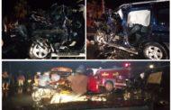 La Otra Banda - Accidente deja una persona muerta, El siniestro involucra una