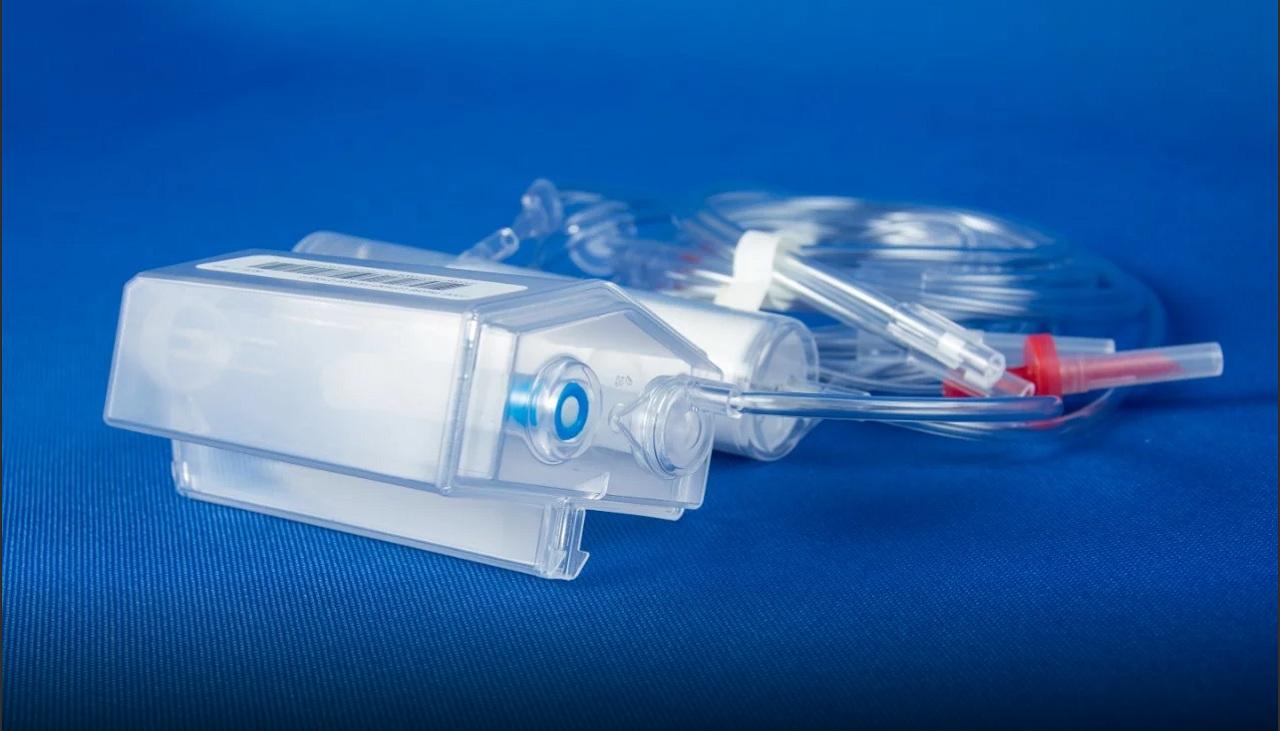 Fabrican en el pais dispositivo para tratar a pacientes con COVID-19.