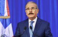 Presidente Danilo Medina hablará al pueblo dominicano este domingo.