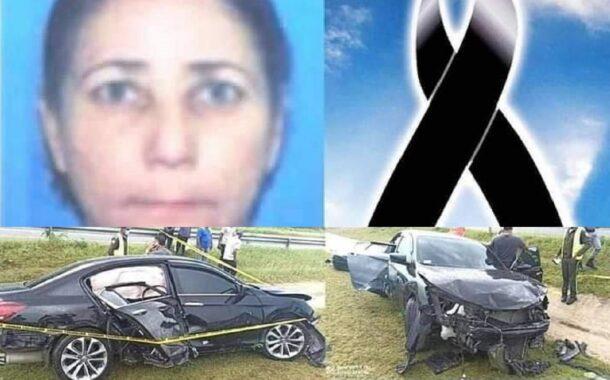 Accidente de transito deja una persona muerta tramo carretero Bavaro-Punta Cana